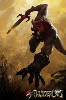 Thundercats Series on Thundercats New Series Cartoon Network Image 2011 Liono 400x600