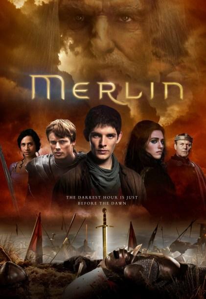 Portada Merlin