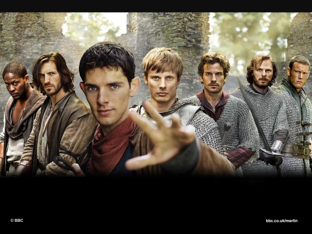 Merlin & Knights