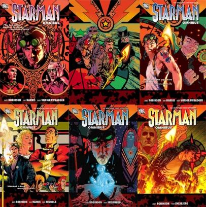 Starman Volúmenes 1 a 6