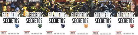 Guerreros Secretos