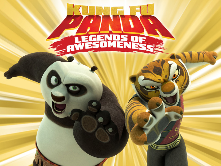 Kung Fu Panda: Legends of Awesomeness (2011), sezona 2 ...