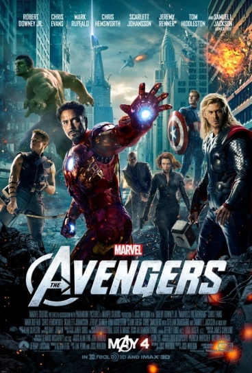 The-Avengers-New-Poster