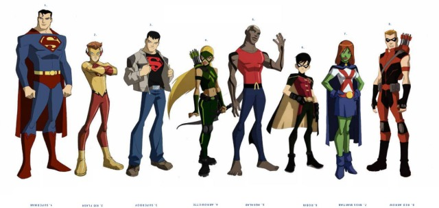 Young Justice Temp. 2