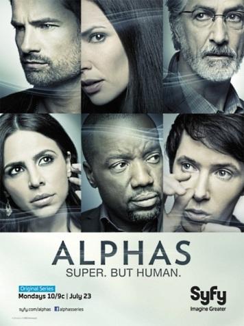 Alphas: 2ª Temporada