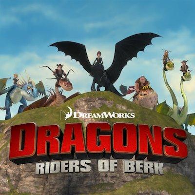 Digo que Dragons se parece a una serie Disney porque los guiones son