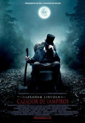 Abraham Lincoln Cazavampiros