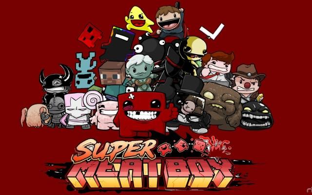 Super-Meat-Boy