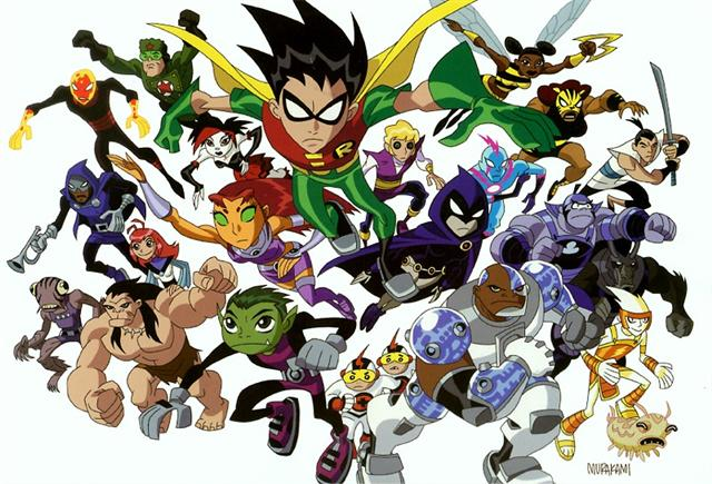 Real Teen Titans