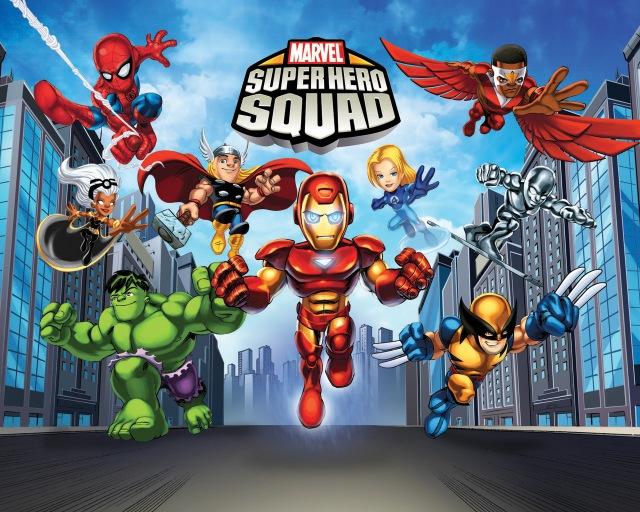Super Heroe Squad
