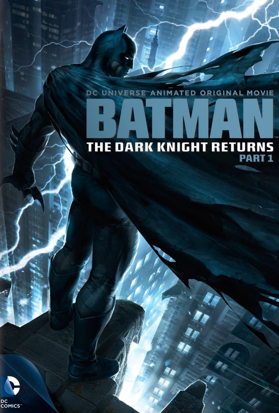 Batman The Dark Knight Returns Animated | Ya leo yo por ti