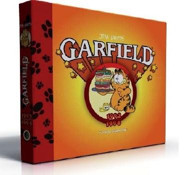 GARFIELD 1992 1994