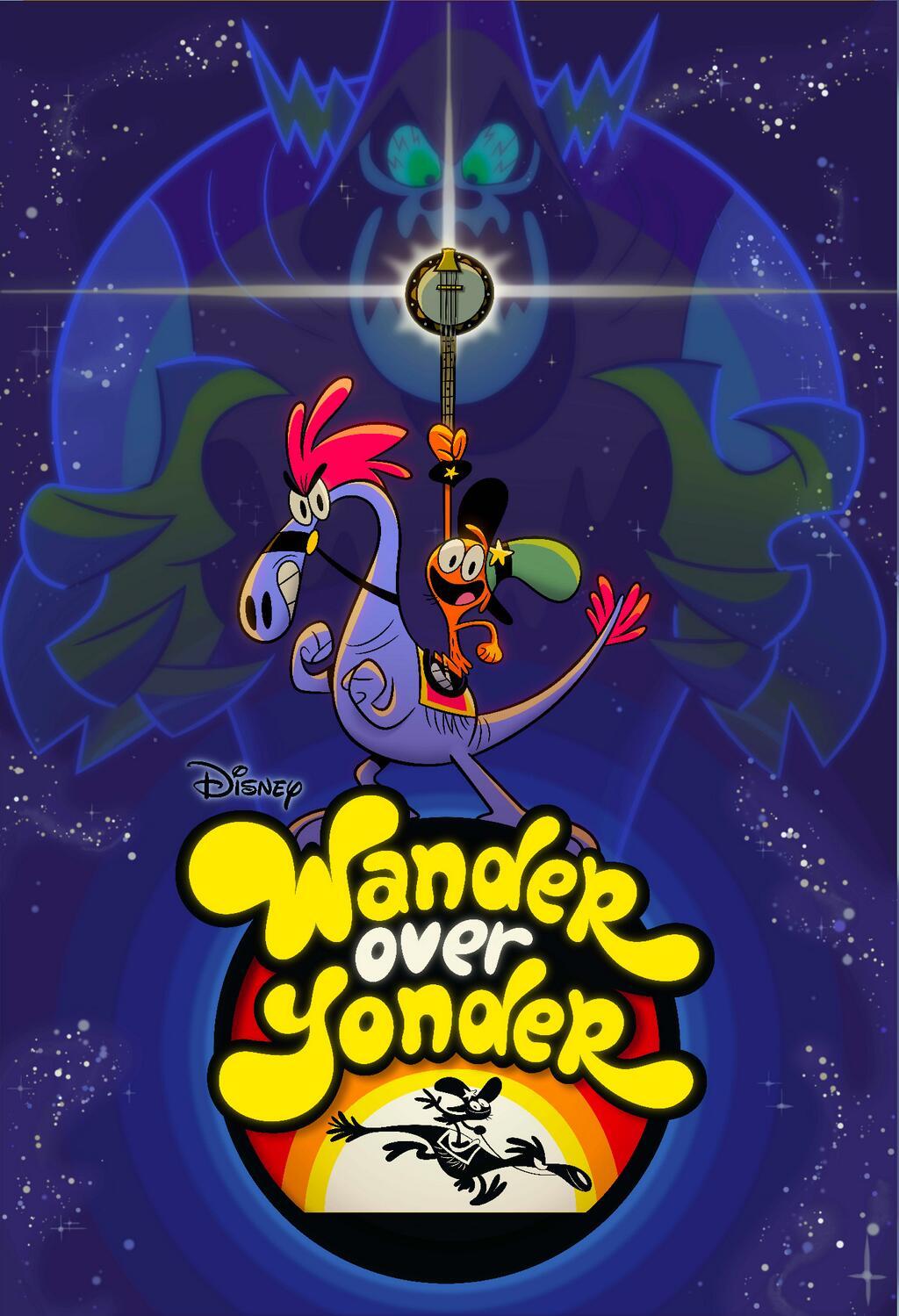 Wander Over Yonder Wiki