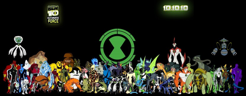 Ben 10 All Aliens With Names Top 10 Ben 10 Aliens Cartoon Amino