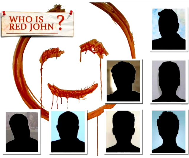 who's red john
