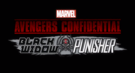Marvel Avengers Confidential: Black Widow and Punisher