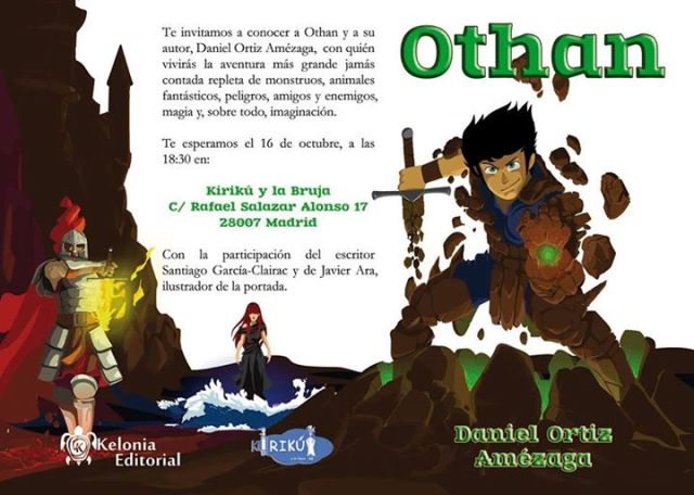 Presentación Othan Kirikú Daniel Ortiz