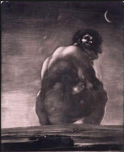 Goya Giant II
